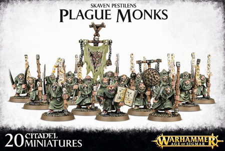 Pestilens: Plague Monks