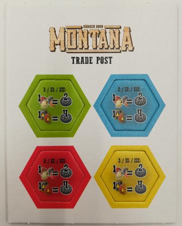 Trade Post - Dodatek do Montany