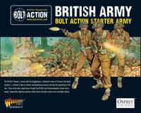 Bolt Action - British Starter Army (1000pts)