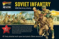 Bolt Action - Soviet Infantry - 40 figure box set