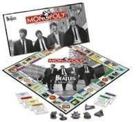 Monopoly The Beatles ENG