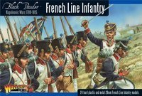 Napoleonic War Late French  Infantry