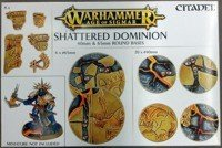 Shattered Dominion: 65 & 40mm Round Bases
