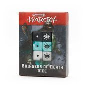 Warcry - Bringers of Death dice