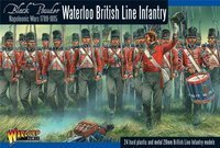 Waterloo British Line Infantry - Revised
