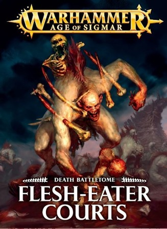 Battletome: Flesh-eater Courts (english)