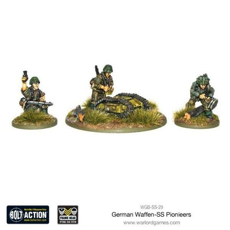 Bolt Action - Waffen-SS Pioneers (1943-45)