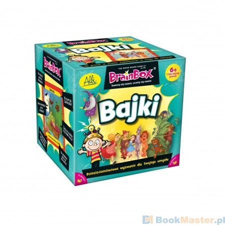 Brain Box: Bajki