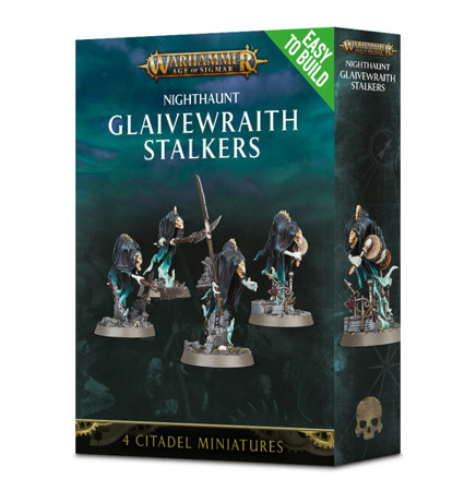 Easy To Build - Glaivewraith Stalkers