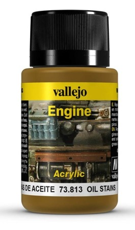 Engine Effects - Oil Stains