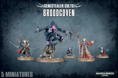 Genestealer Cult Broodcoven
