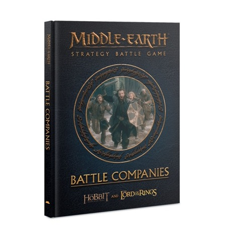 Middle-earth Strategy Battle Game: Battle Companies (ENG)
