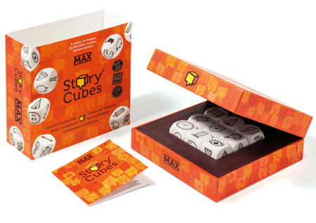Story Cubes: MAX