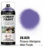 Vallejo Hobby Paint Alien Purple Spray 400ml.