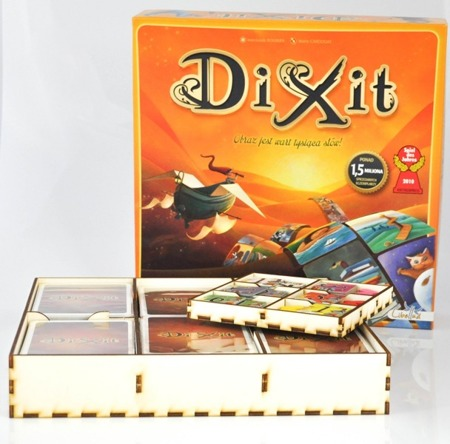 WarBox - Insert do gry Dixit