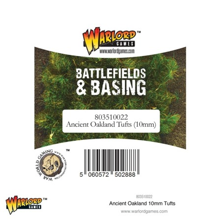 Warlord Ancient Oakland Tufts (10 mm)