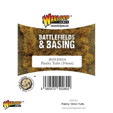 Warlord Patchy Tufts (10 mm)