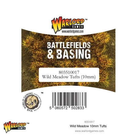 Warlord Wild Meadow Tufts (10 mm)